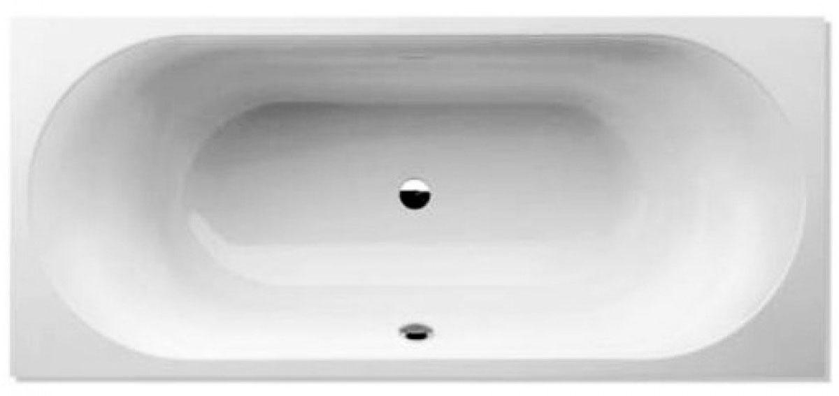 Квариловая ванна Villeroy & Boch Cetus 180x80 с гидромассажем